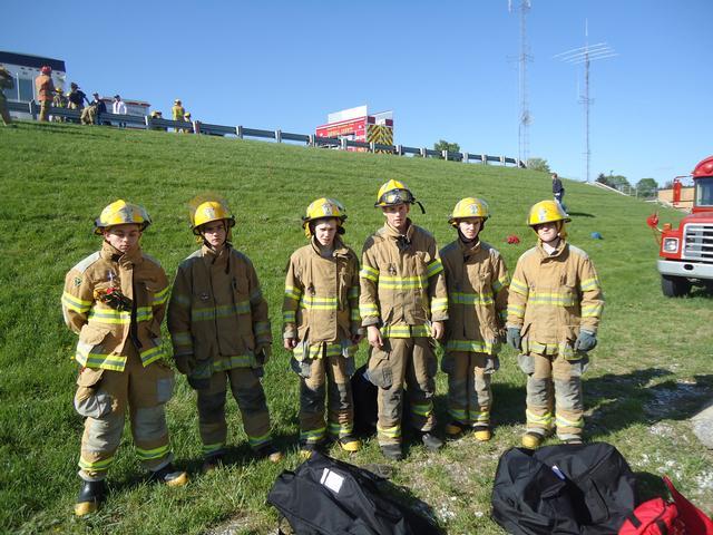 MAVFC Juniors Participate in Carroll County Juniors Day - Mt Airy